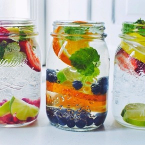 Water Detox : les eaux bienfaisantes etaddictives