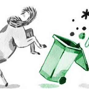 Freegan Pony, le resto qui dit non au gâchis alimentaire#greenpony
