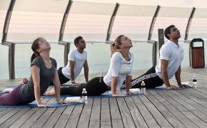 Yoga : la salutation au soleil (Hello sunshine!)