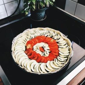 #recette : tarte dusoleil